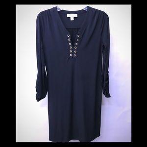 MICHAEL Michael Kors Navy Dress Sz XS